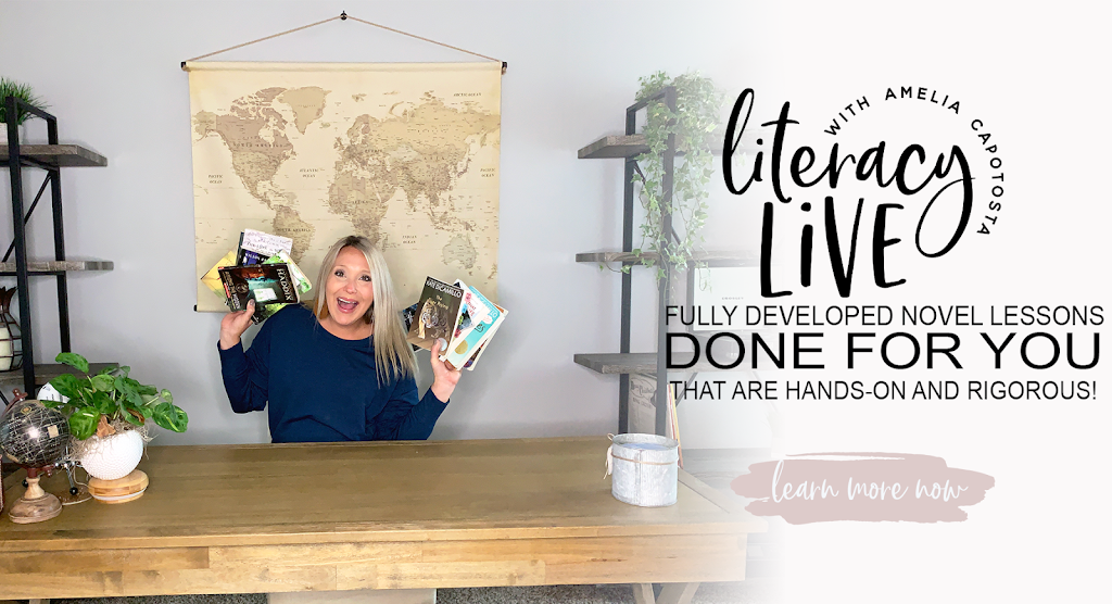 The Lowdown on Literacy Live!