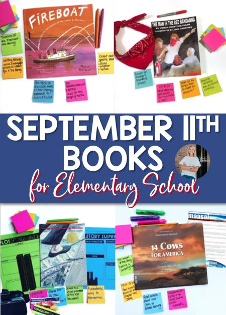 September 11th Books